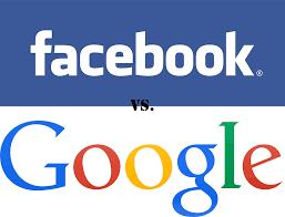 Facebook Vs Google 2018 News service authenticity