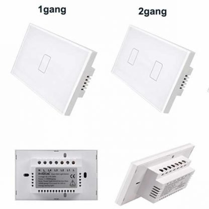 TC2 smart light switch Broadlink