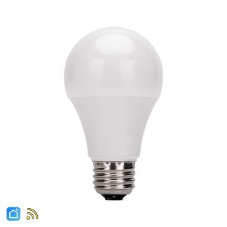 Smart light bulb WiFi RGB dimmable LBC9